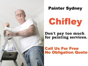 Painter in Chifley