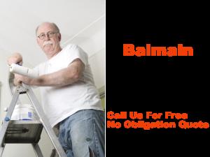 Painter in Balmain