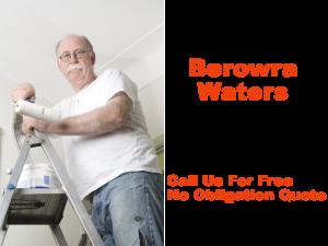 Painter in Berowra Waters