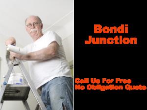 Painter in Bondi Junction