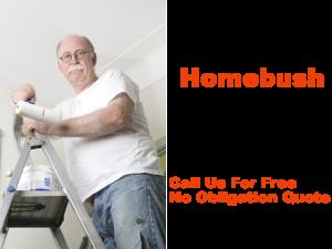 Painter in Homebush