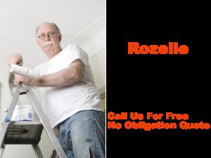 Painter in Rozelle