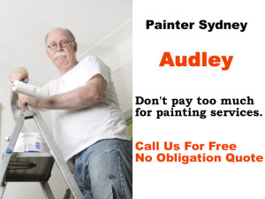 Painter in Audley