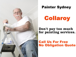 Painter in Collaroy