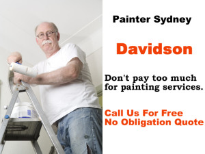 Painter in Davidson