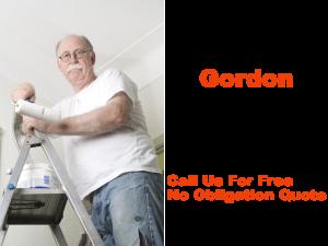 Painter in Gordon