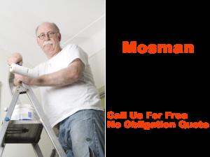 Painter in Mosman