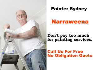 Painter in Narraweena