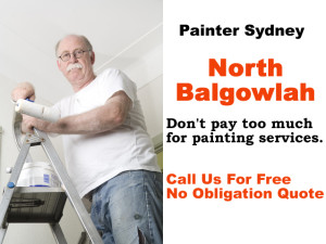 Painter in North Balgowlah