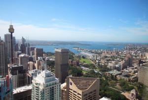 Sydney CBD Service Area