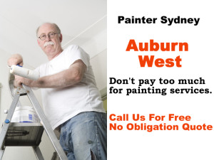 Painter in  Auburn West