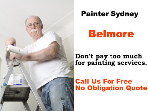 Painter in Belmore