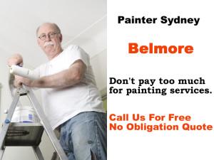 Painter in Belmore