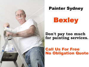 Painter in Bexley