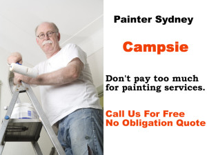 Painter in Campsie