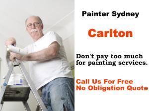 Painter in Carlton