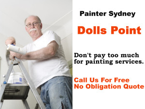 Painter from Dolls Point