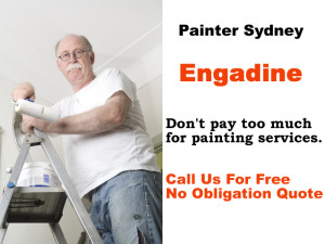 Painter in Engadine
