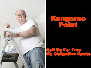 Painter in Kangaroo Point