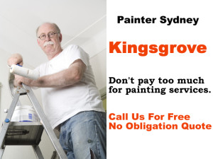 Painter in Kingsgrove