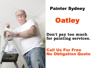 Painter from Oatley
