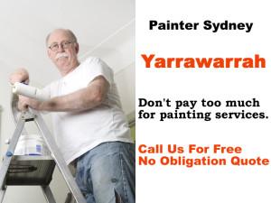 Painter in Yarrawarrah