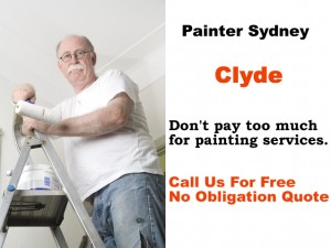 Painter in Clyde