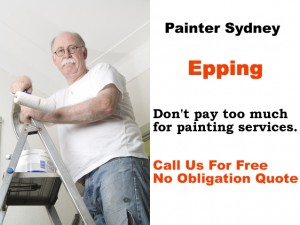 Painter in Epping