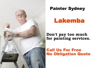 Painter in Lakemba