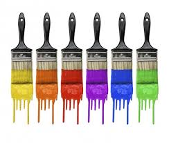 paint colour selection
